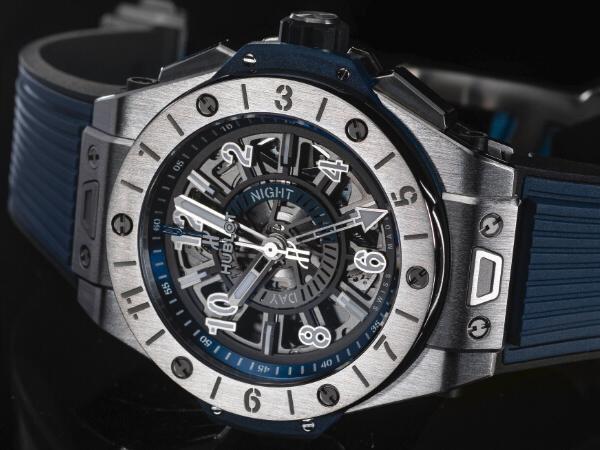 Big Bang Unico GMT 两地时区腕表面盘