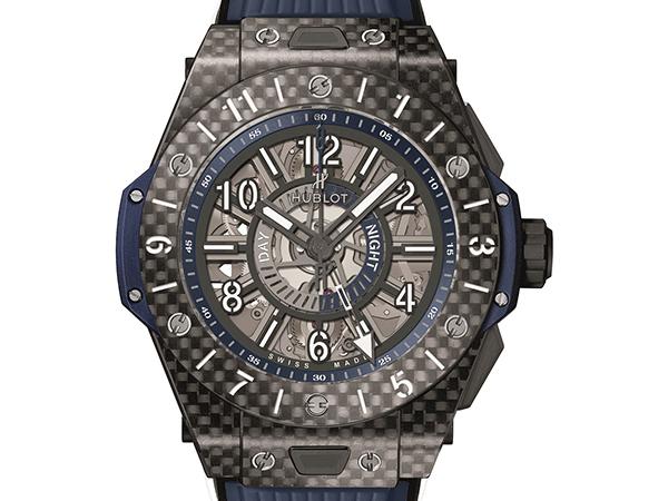 Big Bang Unico GMT 两地时区腕表(碳纤维)
