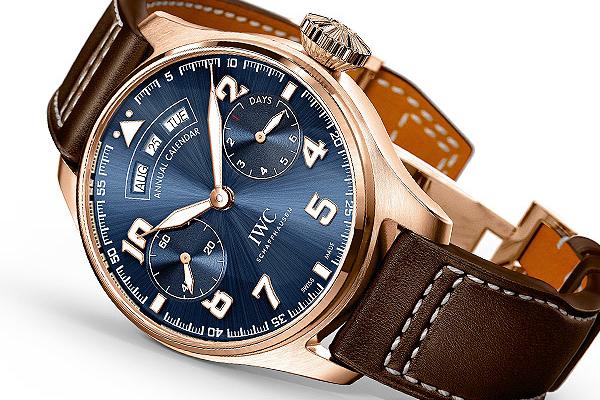 iwc萬國手表在二手市場的手表回收價格怎么樣?圖片