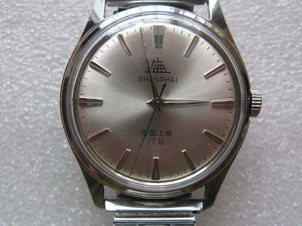 70老上海手表回收价格