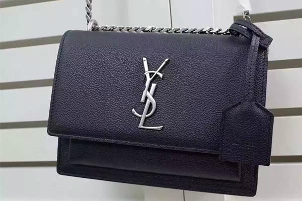 王子文同款ysl风琴包442906的回收价格是多少?图片