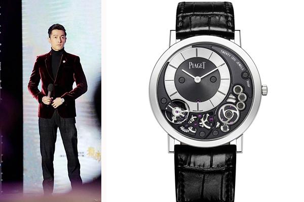 《猎场》中胡歌佩戴手表什么品牌,手表回收价格怎样