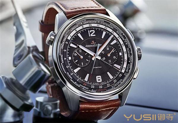 Polaris Chronograph World Time世界时间计时腕表(Q905T471),参考价101228