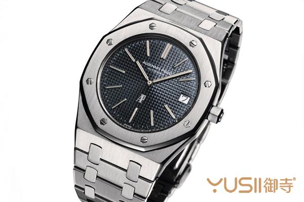 1972年问世的皇家橡树腕表。