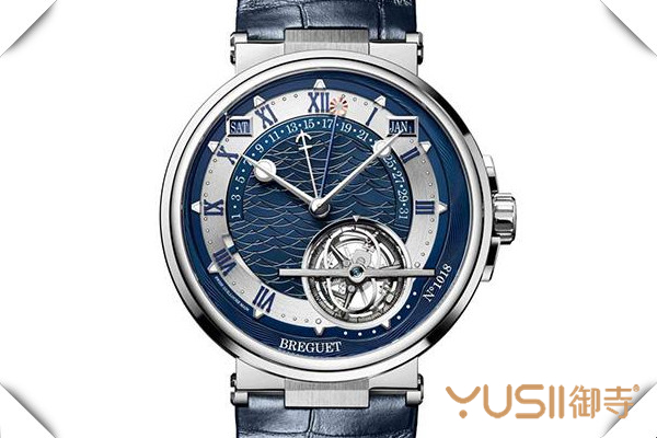 宝玑BREGUET Marine Equation Marchante 5887PT