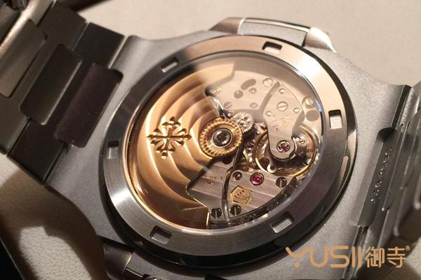 百达翡丽钢款鹦鹉螺5711/1A腕表