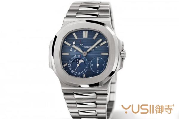 百达翡丽鹦鹉螺5712/1A不锈钢腕表
