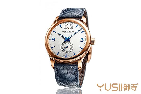 9日链真的挺好用 萧邦L.U.C Quattro手表