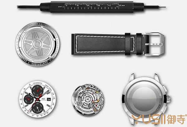 手表也能接受定制 万国提供可私人订制手表