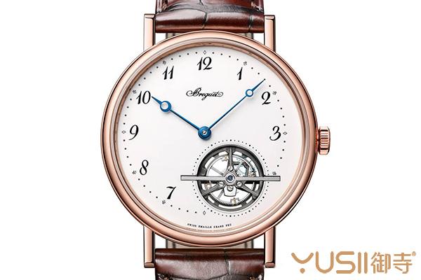 宝玑推出新款Classique Tourbillon Extra-Plat手表