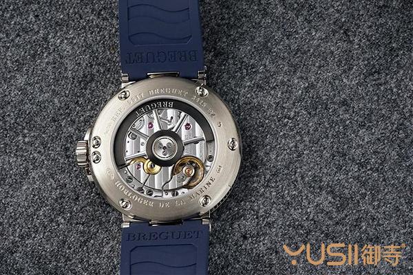 2018巴塞尔表展宝玑新款Marine 5517手表