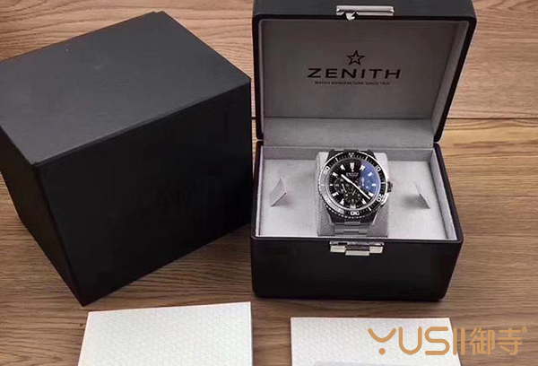 二手真力时EL PRIMERO系列钢款手表出售