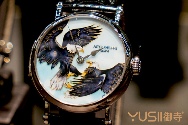 手表收藏门必看 百达翡丽限量工艺表款