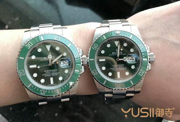 劳力士绿水鬼手表回收热门一表难求?不会是假的吧