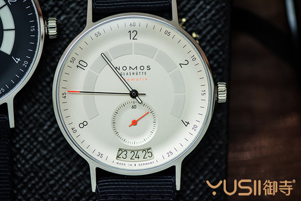 手表不回收不代表不是好表 诺莫斯Autobahn Neomatik 41 Date手表