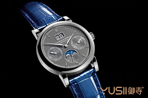 朗格又一款回收不亏的新款手表 Saxonia年历表