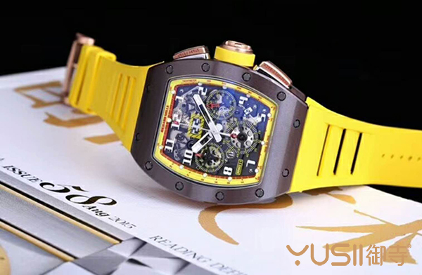 二手限量30款理查德米勒RM011 LEE C.W.手表待售