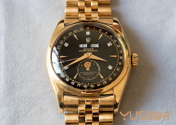 造成手表溢价的因素有哪些?御寺手表回收公司解说