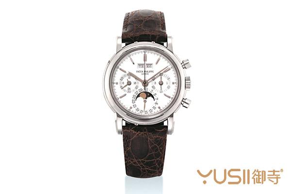 什么手表回收值钱?几款天价百达翡丽复杂功能手表介绍