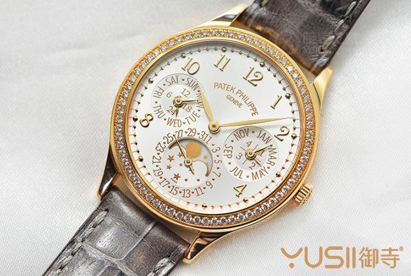 上海哪里可以回收百达翡丽手表?手表回收价格多少?