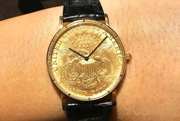 昆仑Heritage系列金币手表回收吗?