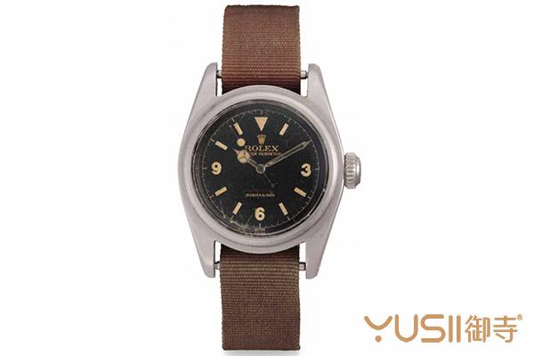 古董劳力士水鬼手表拍到690多万元?不稀奇