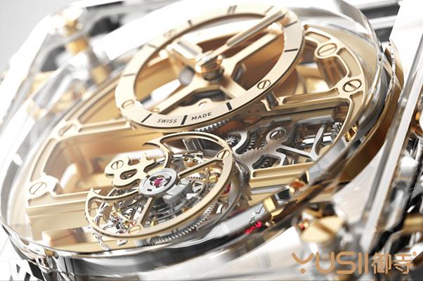 钟表界不断崛起的新材质势力