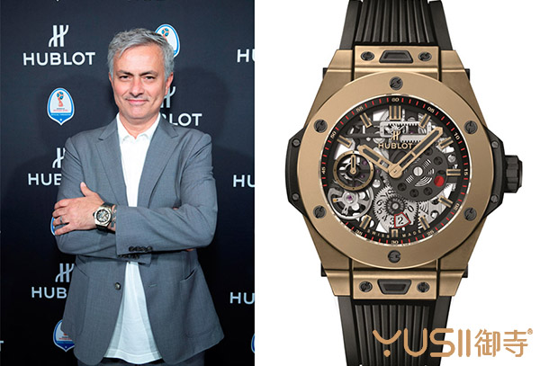 2018年世界杯教练和裁判佩都佩戴什么样式的宇舶手表