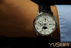 宝珀推出首款钢壳万年历手表 或又是一款回收保