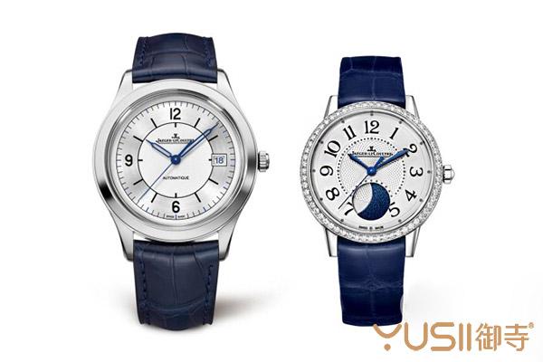 七夕情人节约会必备手表 御寺给你推荐几款:积家大师系列系列1548530手表