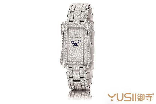 宝齐莱雅丽嘉天鹅限量珠宝腕表