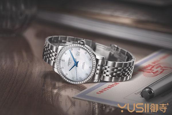 谁说浪琴没有天文台认证手表?开创者系列就是