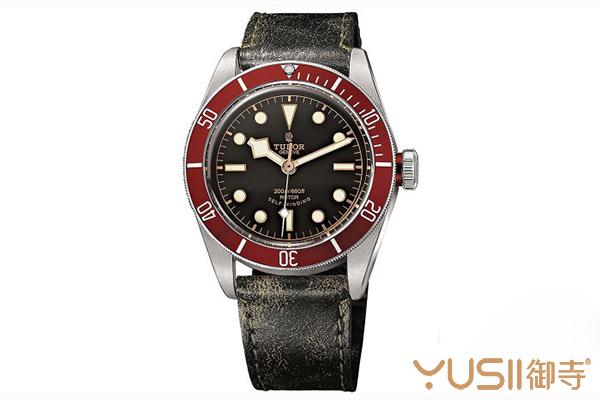 帝舵碧湾系列79220R手表(小红花)回收价格多少钱?