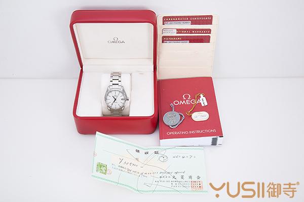 哪里可以买到二手正品欧米茄手表?找对渠道很重要