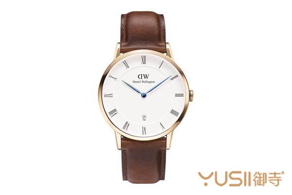 DW是什么档次的手表,在回收市场可以回收吗