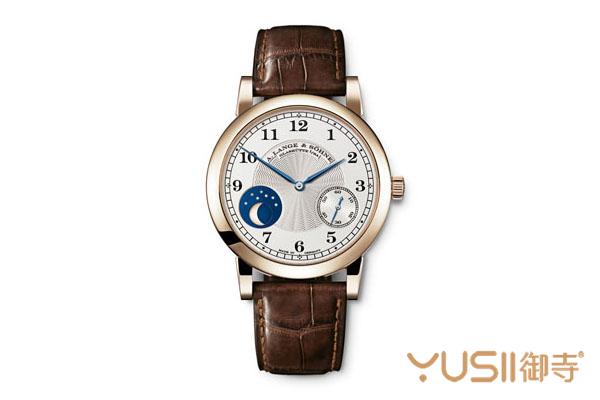 非常好回收的顶级手表,朗格算不算其中之一