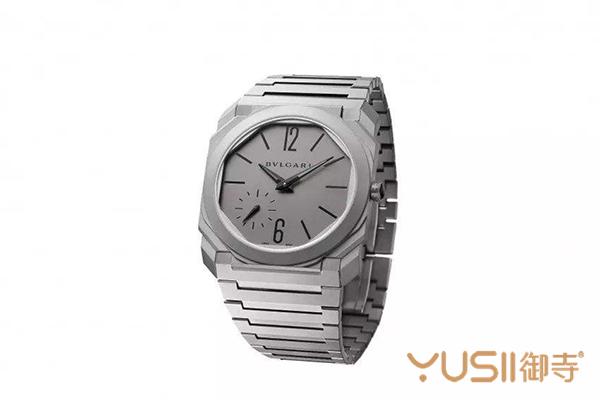 宝格丽超薄手表回收价值怎么样,二手市场能回收吗