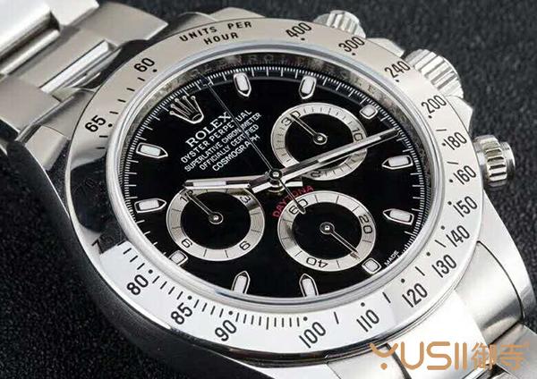 非常值得收藏的劳力士宇宙计型迪通拿钢款116520手表