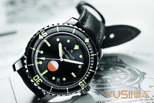 手表不只有劳力士,宝珀五十噚回收行情也很高