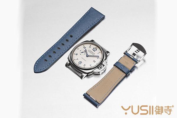 沛纳海Luminor Due系列手表的表带快拆怎么用