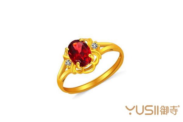 你了解红宝石黄金戒指吗?其回收价格是是多少?