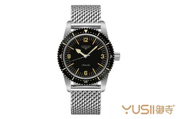 赏析浪琴Skin Diver手表,浪琴手表回收可找御寺