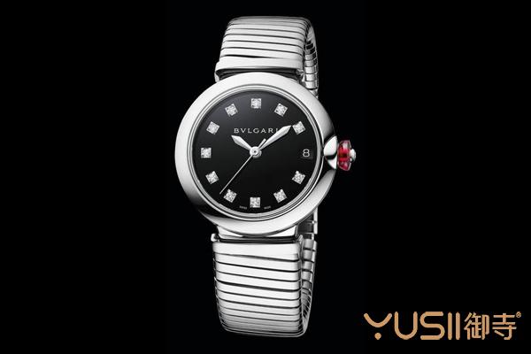 简约时尚的宝格丽LVCEA系列女士手表,其回收价格是多少?