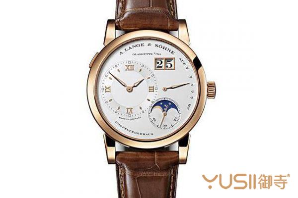 做工严谨的德国品牌,朗格手表能不能够进行回收