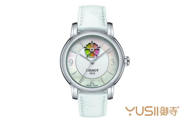 天梭心媛系列女士手表怎么样?天梭手表回收行情如何?