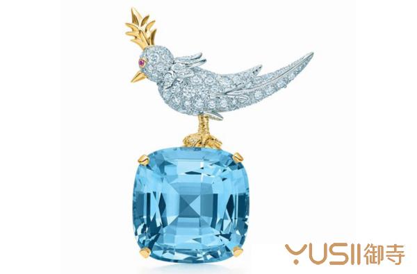 珠宝界的五大经典鸟类,这些珠宝在珠宝首饰回收店什么价格?御寺