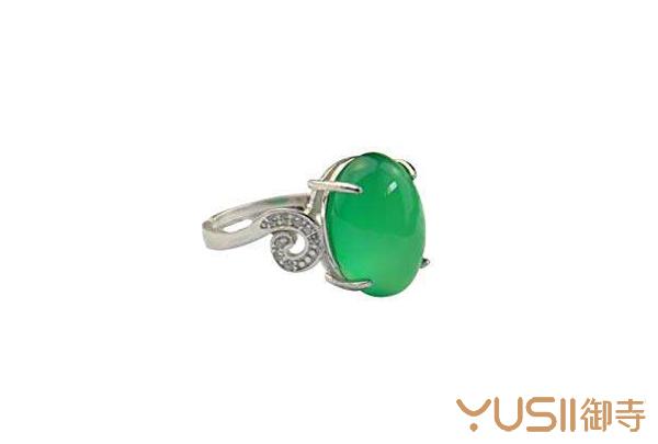 绿碧玺戒指是什么,在珠宝首饰回收店可以回收吗?御寺