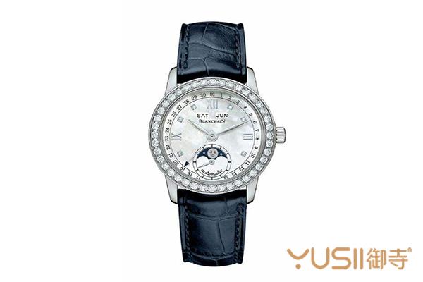 女性宝珀腕表怎么选,三款好回收的宝珀手表推荐,御寺