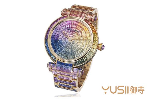 彩色手表集锦,二手手表回收可找御寺(下篇)