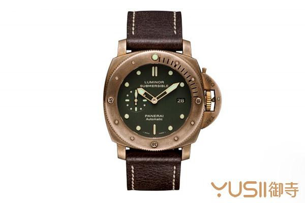 沛纳海青铜手表回收超公价是真的吗?